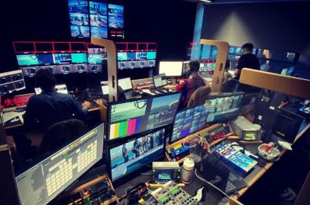 Timeline simultaneously manages 3 large-scale remote production events
